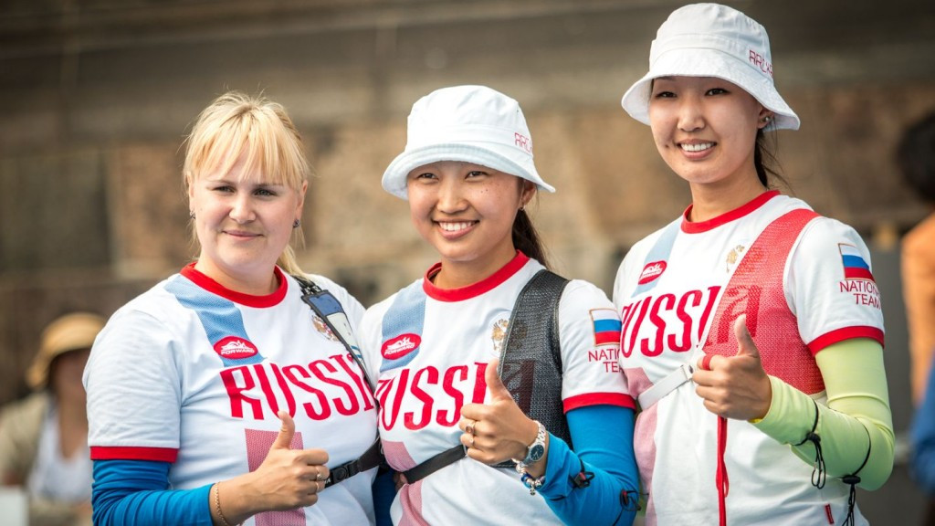 Russia end long wait for women's recurve team crown as World Archery Championships reach conclusion