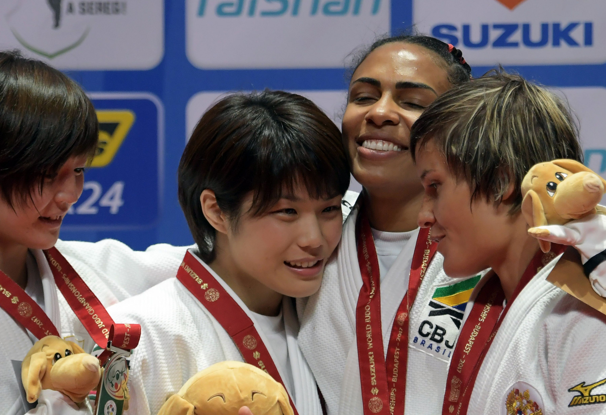 Kelmendi fails to win a medal as Japan continue domination at IJF World Championships