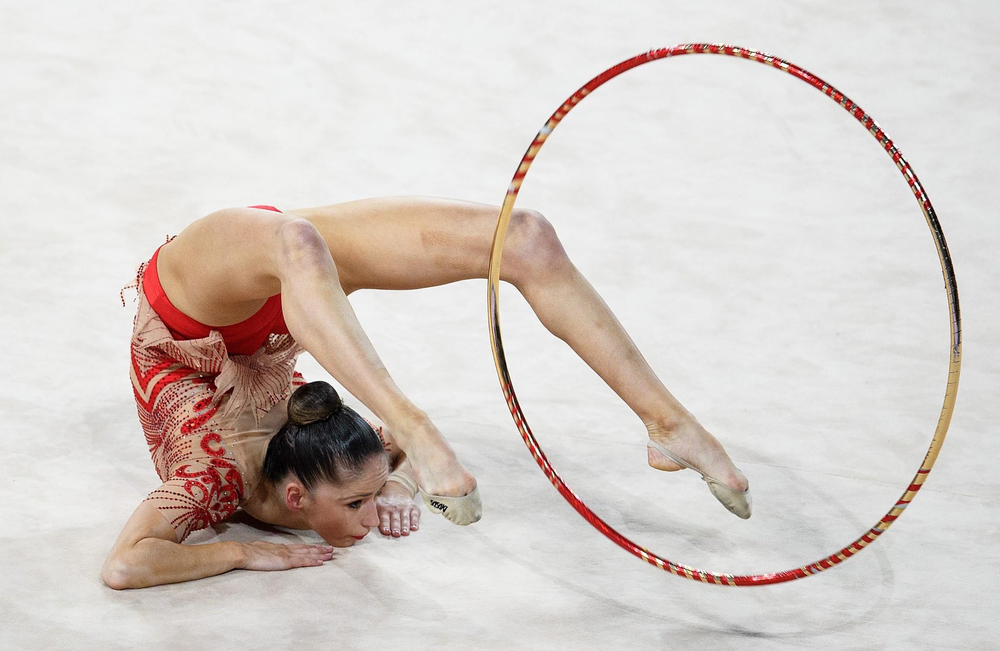 Rio 2016 Olympians among field for Rhythmic Gymnastics World Championships