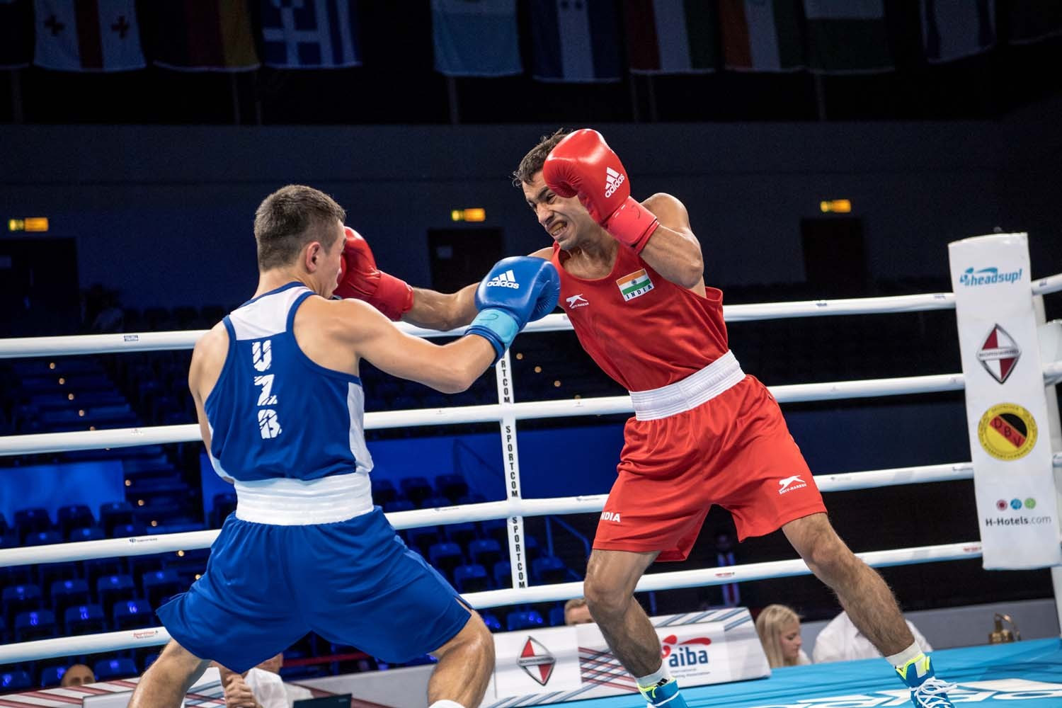 AIBA World Boxing Championships 2017: Day five of competition
