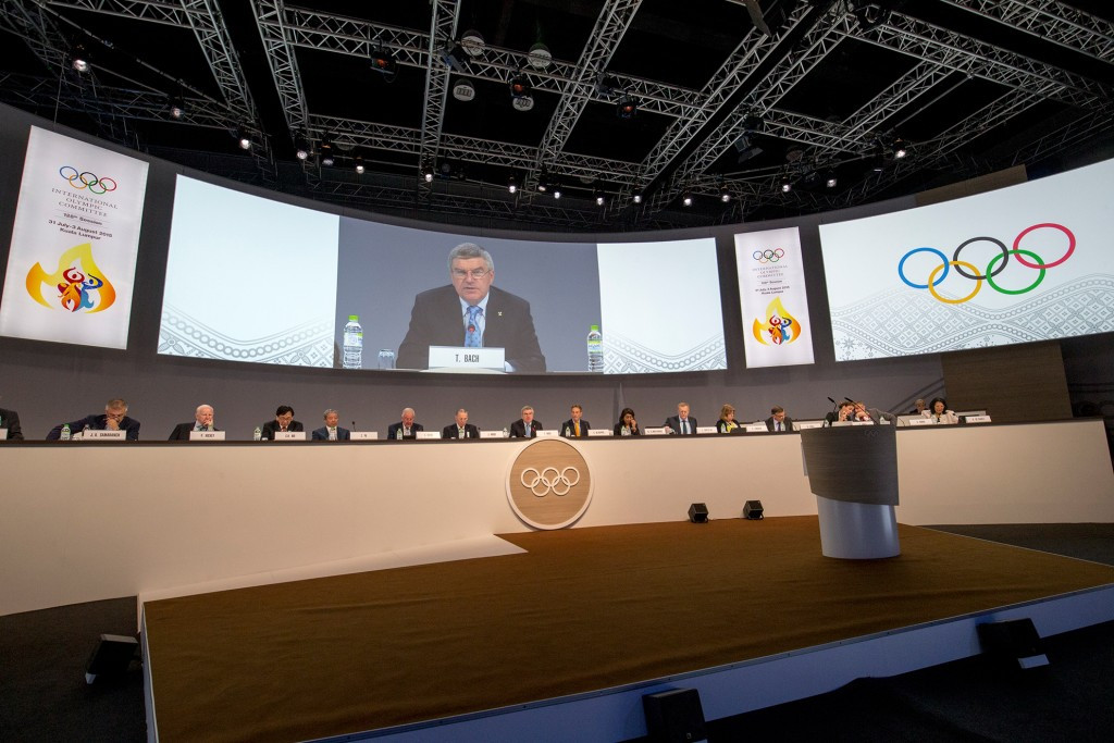 The 128th International Olympic Committee: Election of new members