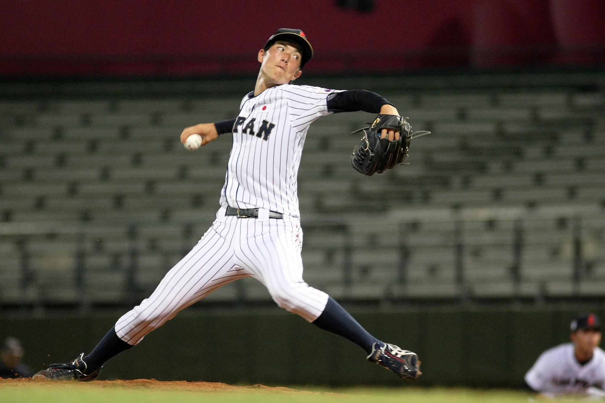 Japan convincingly won the men's baseball final ©Taipei 2017