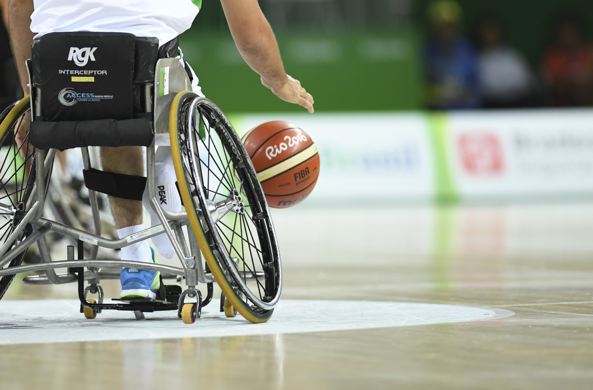 what have the paralympics achieved for The paralympic games and the promotion of the rights of persons with disabilities  that 12 days of paralympic sport would have  spirit and what can be achieved .