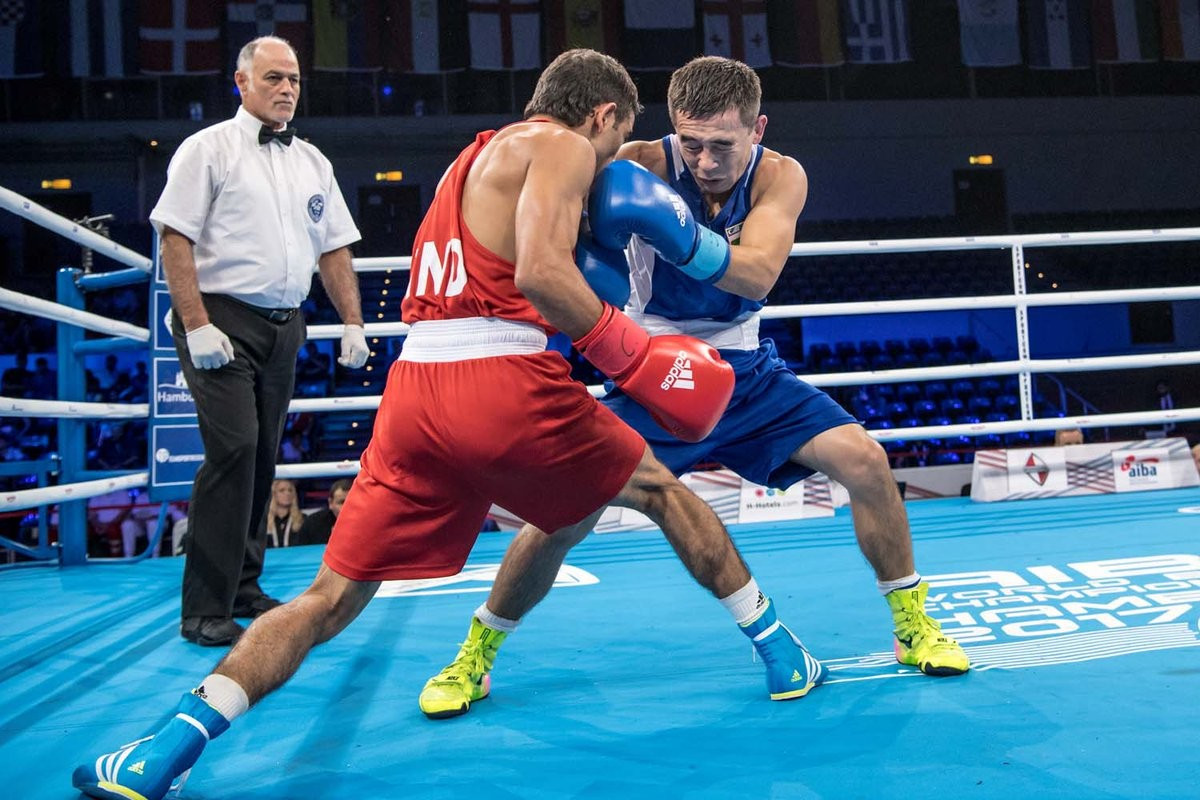 Semi-finalists decided on action-packed day five at AIBA World Championships