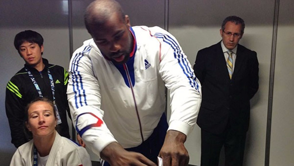 New IJF Athletes' Commission chair to be elected to replace Riner