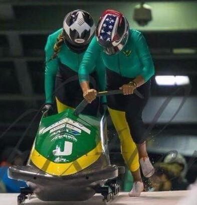 Jamaican bobsleigh women's team receive new backing for Pyeongchang 2018 bid