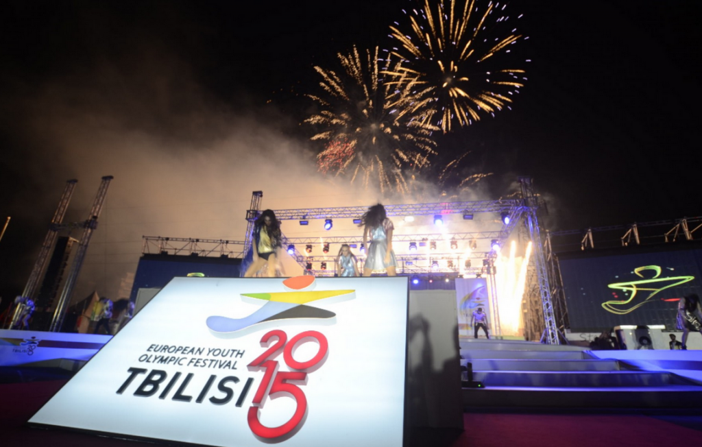European Youth Olympic Festival in Tbilisi draws to a close after packed final day of action