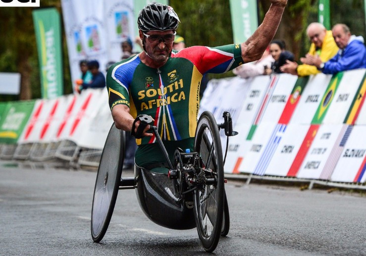 South African team hoping to excel at home UCI Para-cycling Road World Championships