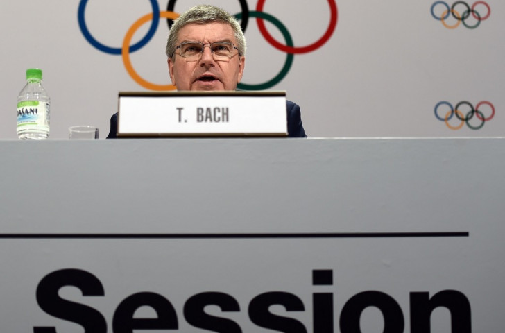 """International Olympic Committee (IOC) President Thomas Bach told journalists at the conclusion of the 128th IOC Session in Malaysia that the body would act with """"zero tolerance"""" if investigations resulted in doping sanctions"""