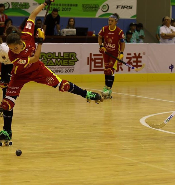 Defending champions Spain through to rink hockey semi-finals at World Roller Games