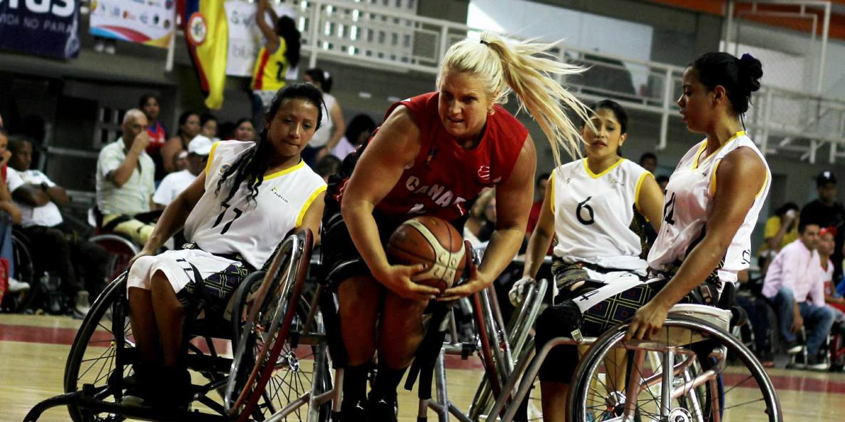 Canada to meet US in women's final at IWBF Americas Cup
