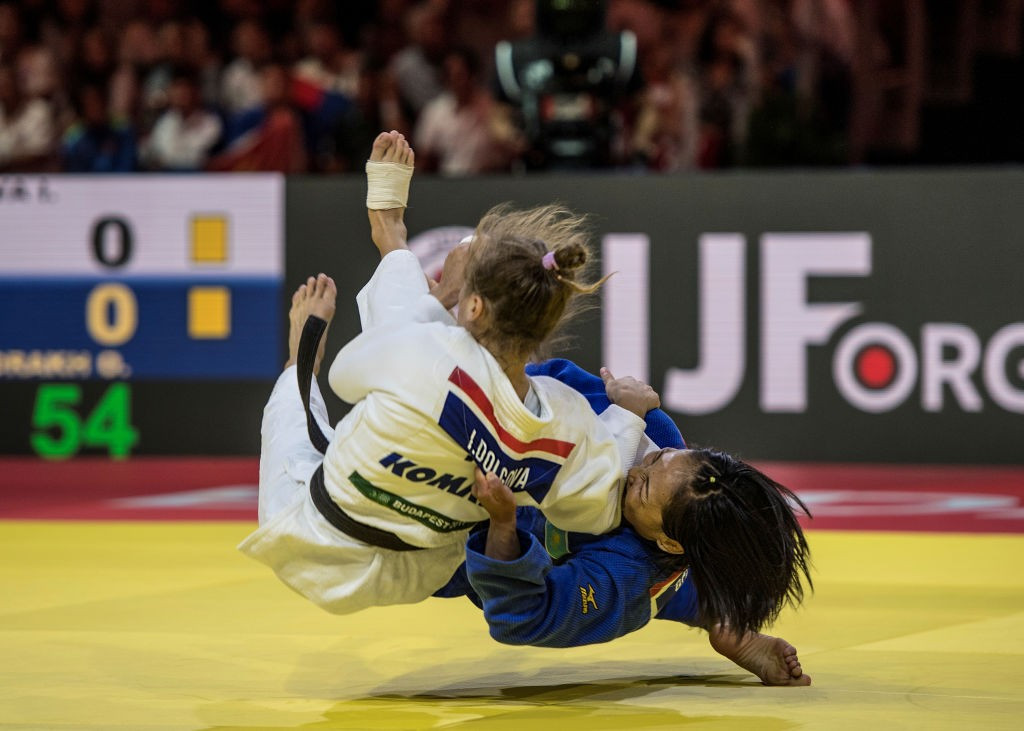 Eleven Sports secure exclusive rights to IJF World Championships and World Tours in 2017 and 2018