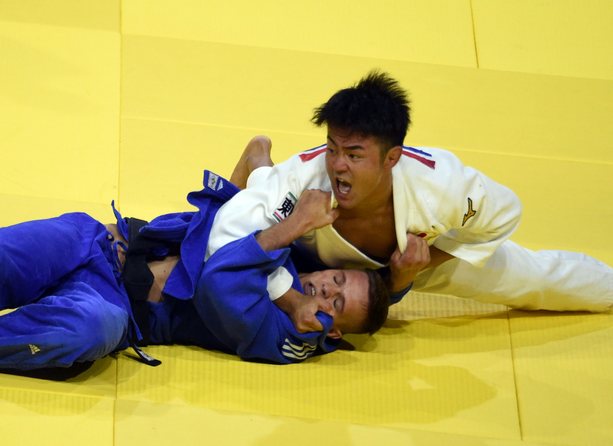 Eleven Sports hope the deal will help them tap into the market of judo fans ©Getty Images