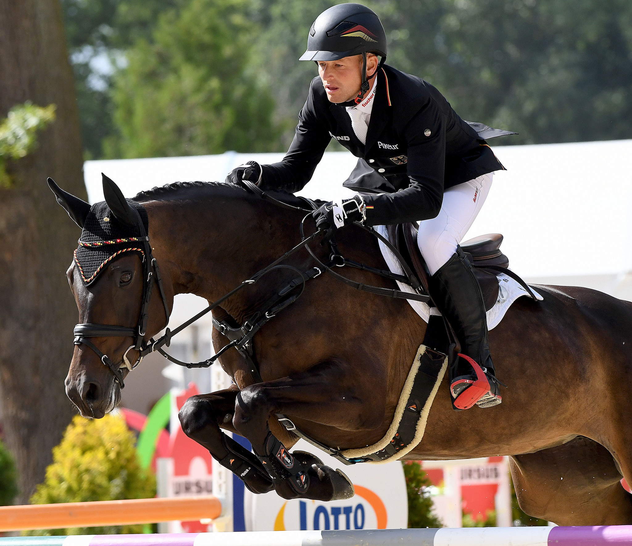 Jung to be crowned as FEI Classics winner at Burghley Horse Trials