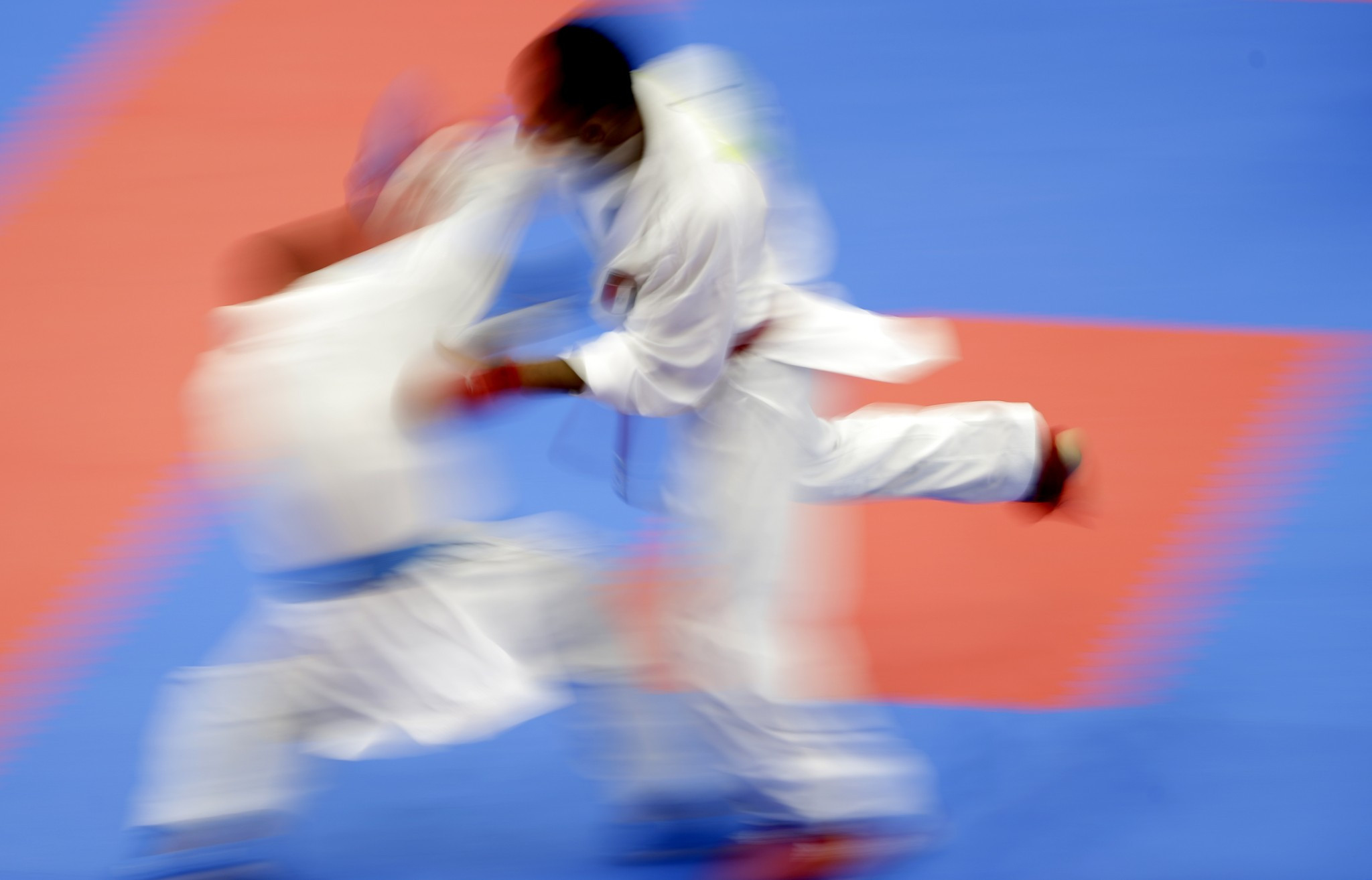 This week's Commonwealth Karate Championships in Durban are intended to showcase the sport's suitability for future inclusion in the Commonwealth Games ©Getty Images