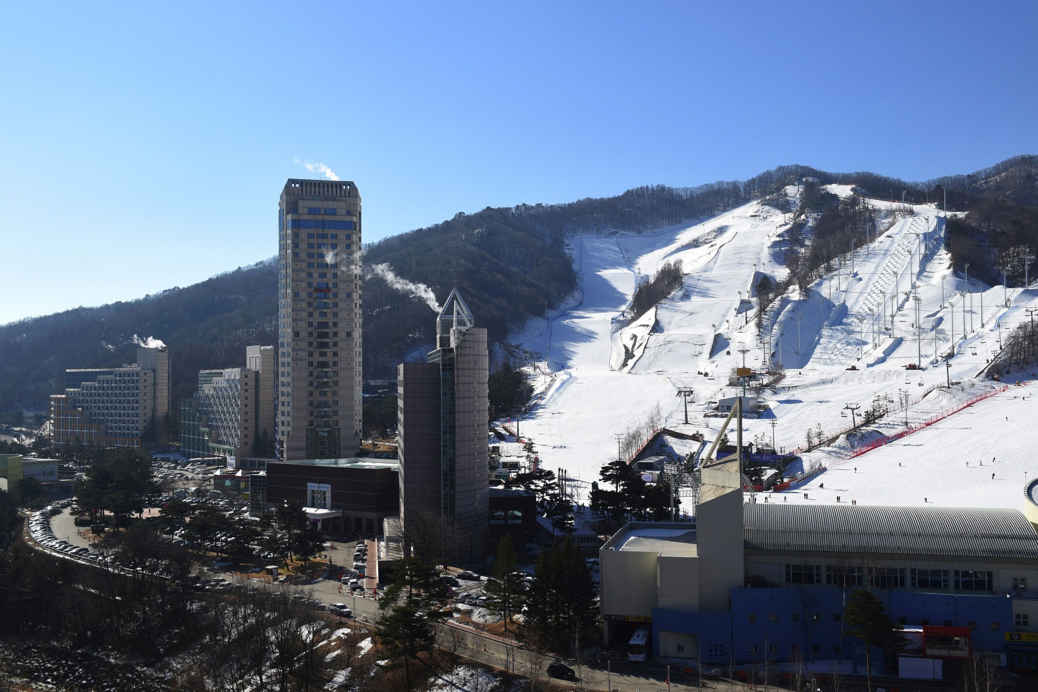 Orthodox Jewish group to cater for visitors to Pyeongchang 2018