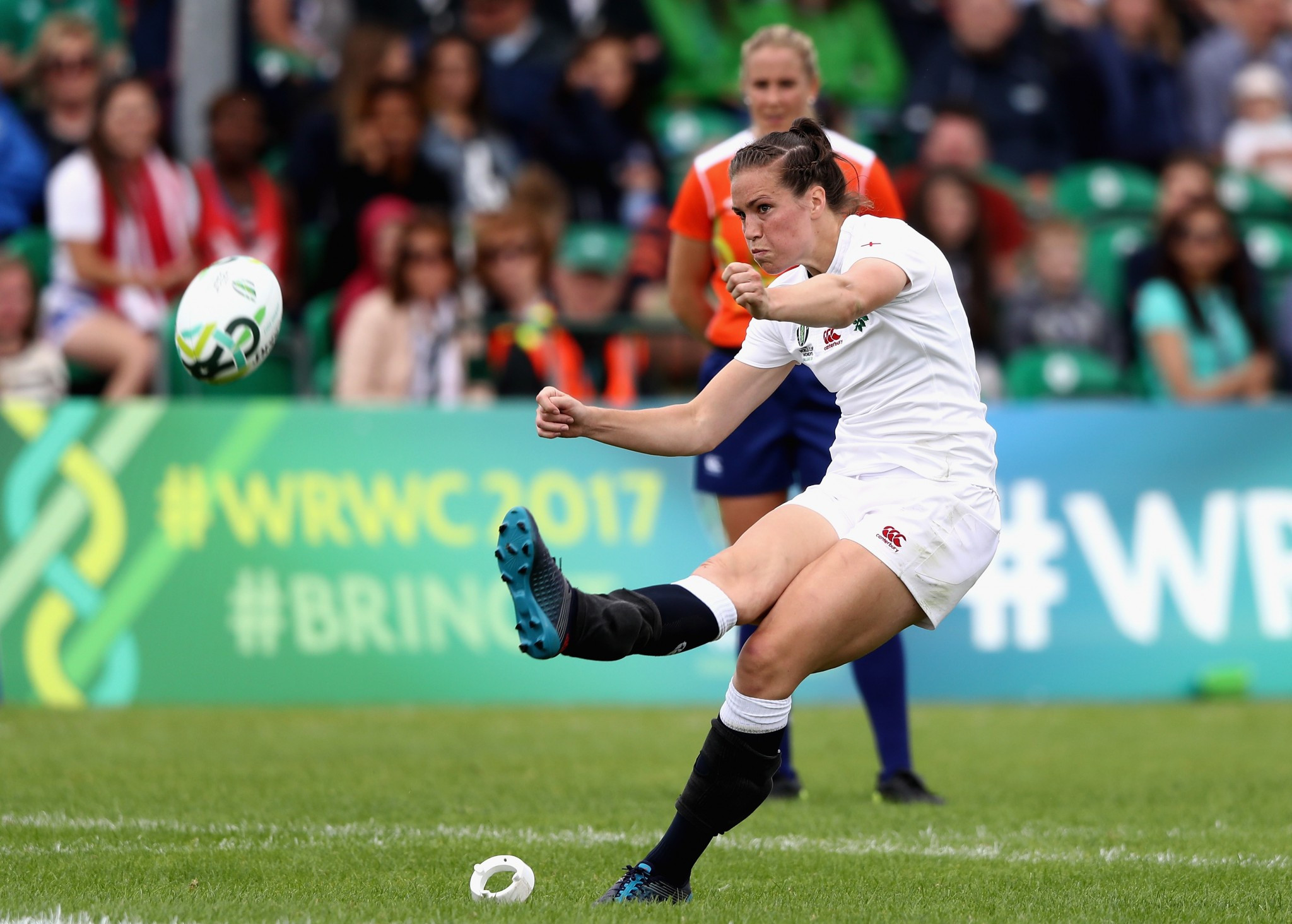 The Women's Rugby World Cup set several records ©Getty Images