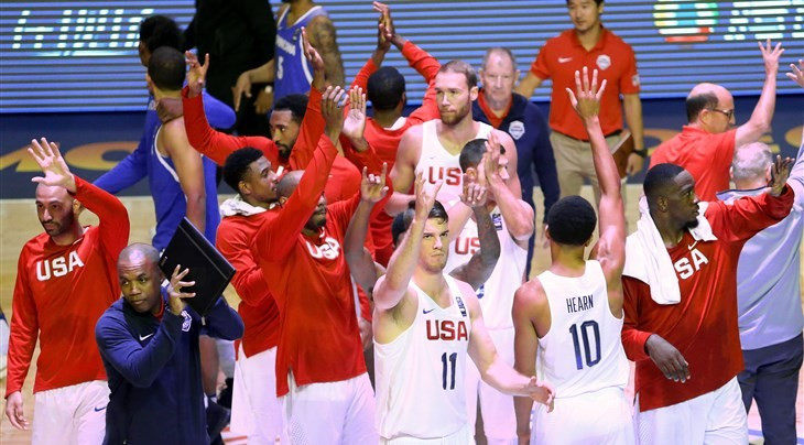 United States qualify for FIBA AmeriCup semi-finals