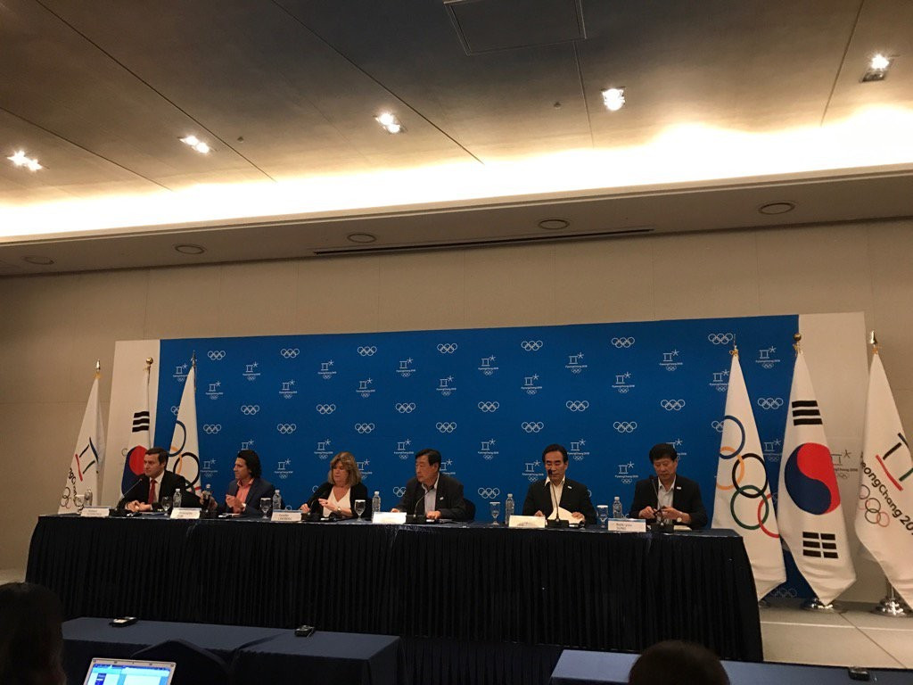 IOC and Pyeongchang 2018 insist that the North Korea situation should not overshadow next year's Games ©ITG