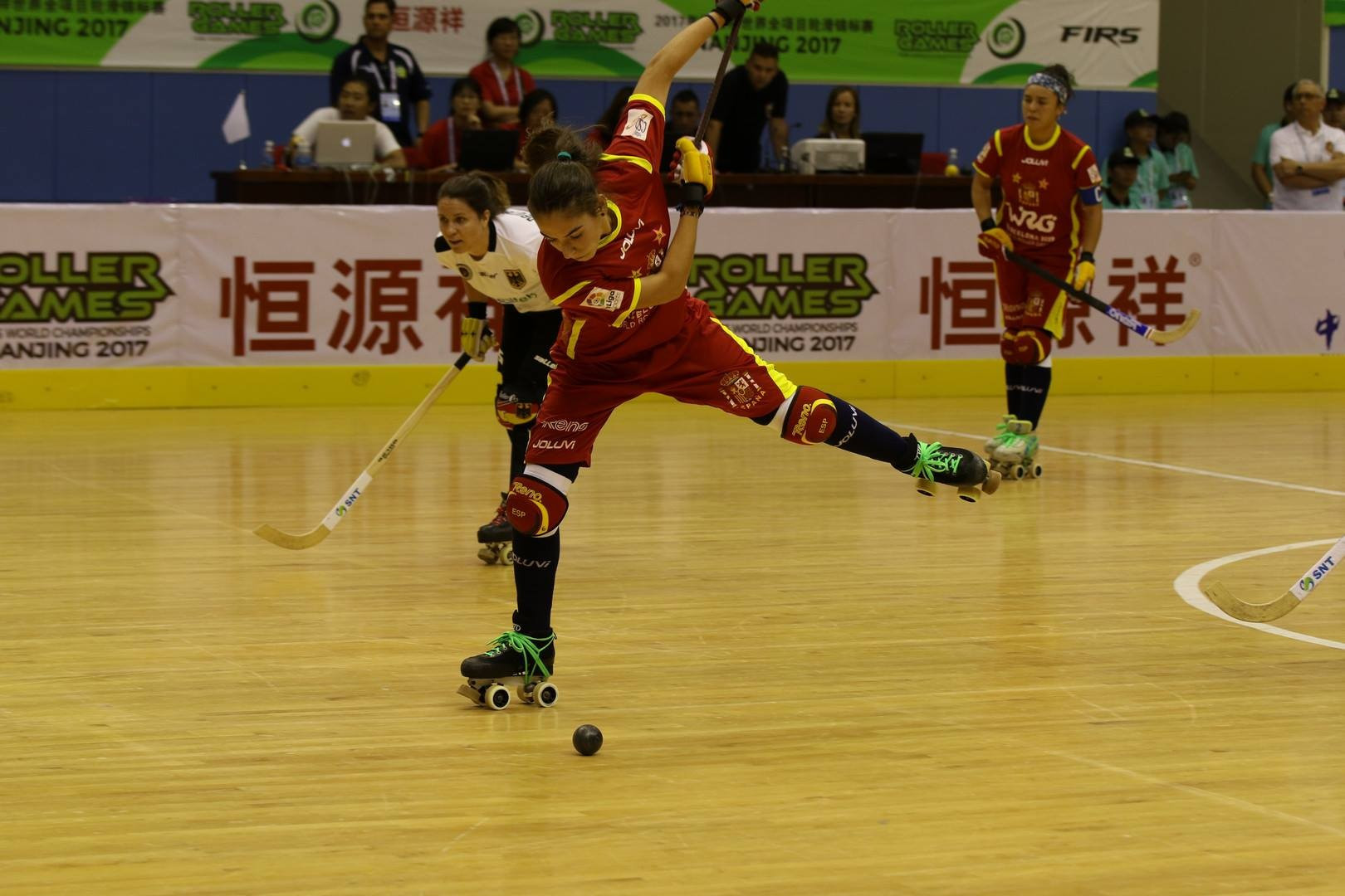 Finalists confirmed for rink hockey competitions at World Roller Games