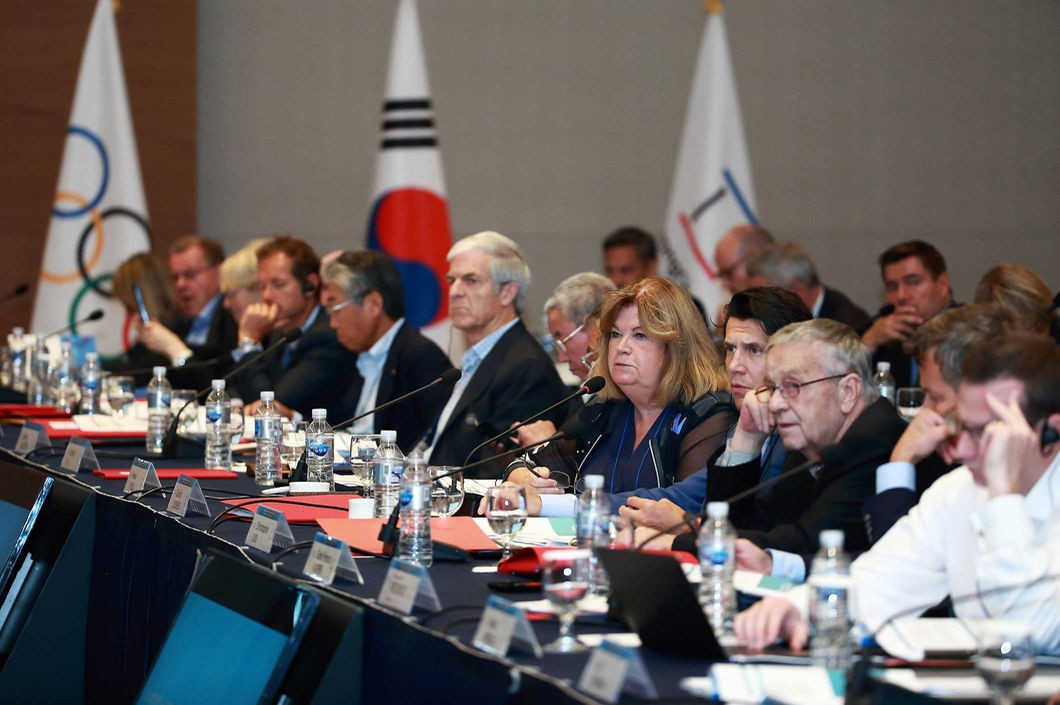 Transportation remains a major issue for the IOC Coordination Commission ©IOC