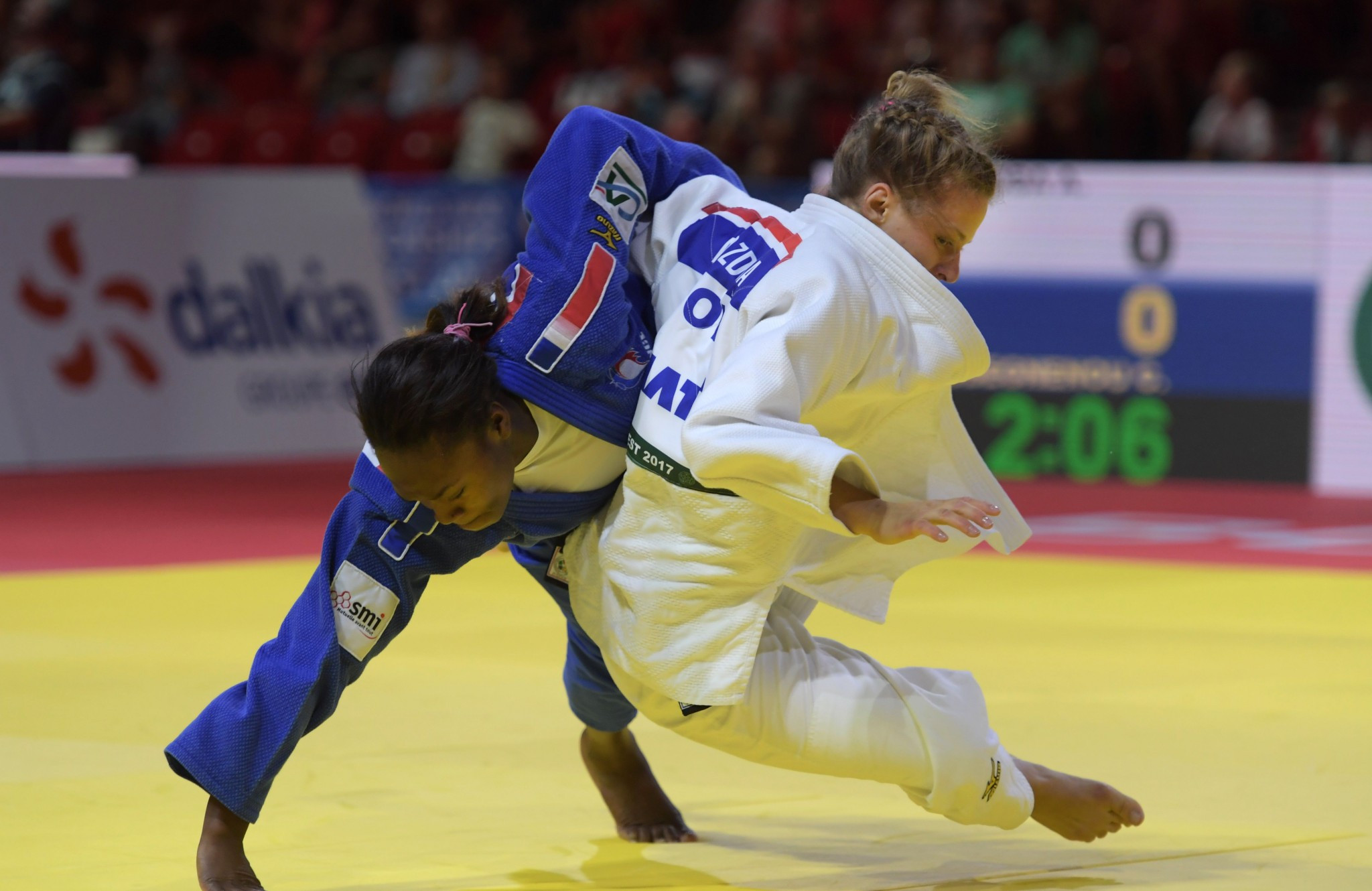 insidethegames reporting LIVE from the IJF World Championships in Budapest