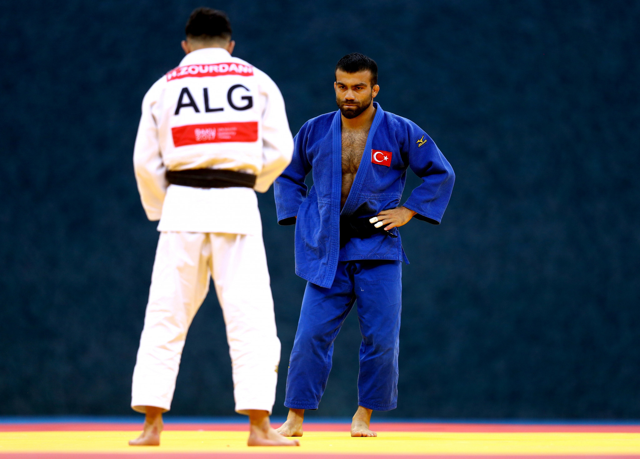 IJF deny claim Algerian athlete withdrew from World Championships to avoid Israel opponent