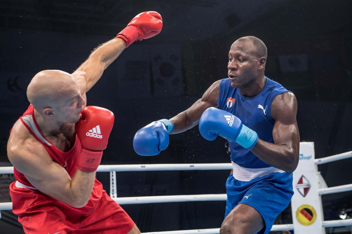 Cuba claim hat-trick of wins as semi-finals begin at AIBA World Championships