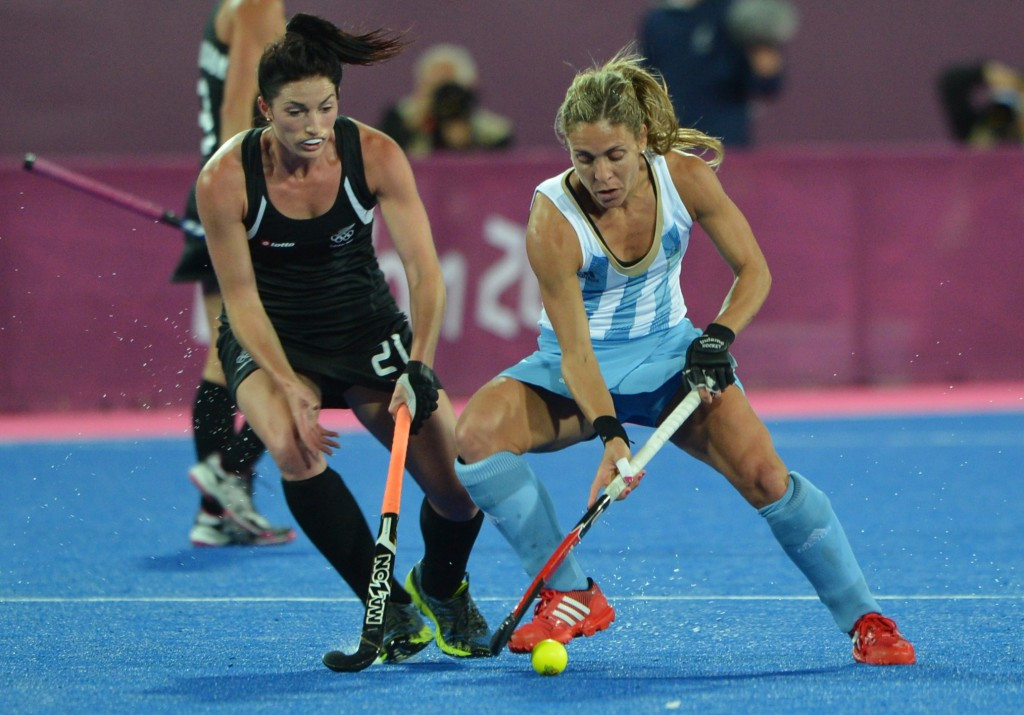 Quartet elected to Pan American Hockey Federation Athletes' Commission