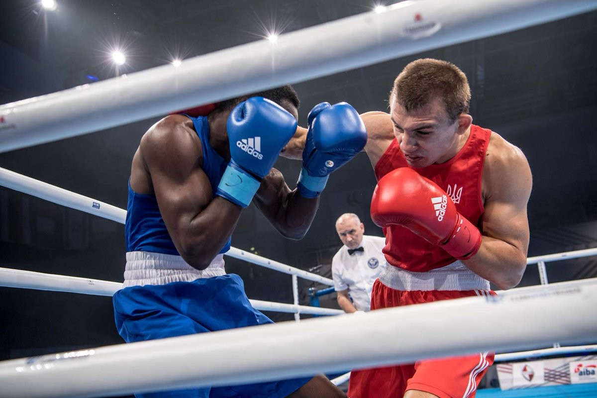 "Ukraine's boxing world champion Khyzhniak wins AIBA 2020 ""Best in Boxing"" prize"