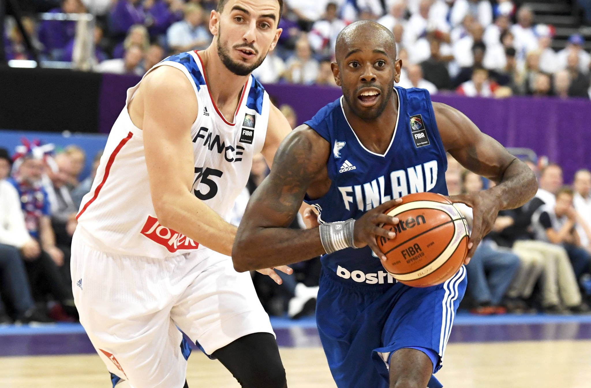 Finland shock France on day one of EuroBasket