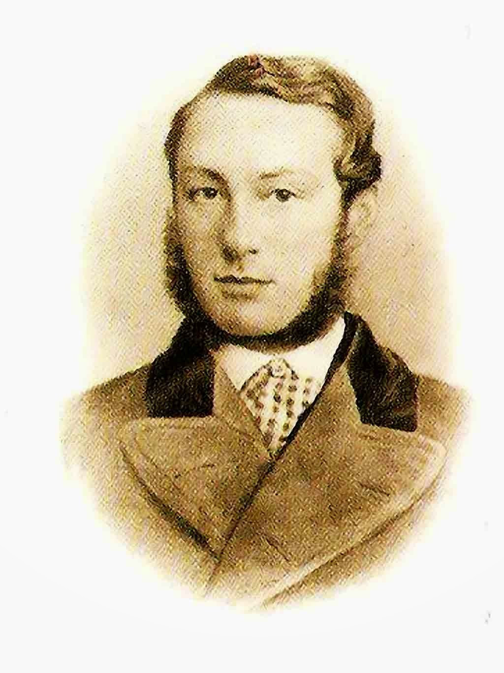Cotton merchant's son Charles Pierre Melly helped paid for early sports facilities in Liverpool ©Wikipedia