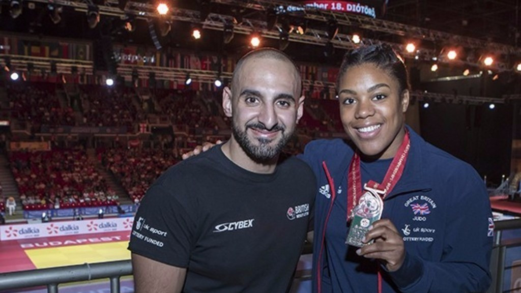 Paralympic silver medallist Jawad hails influence of judo on powerlifting career after attending IJF World Championships