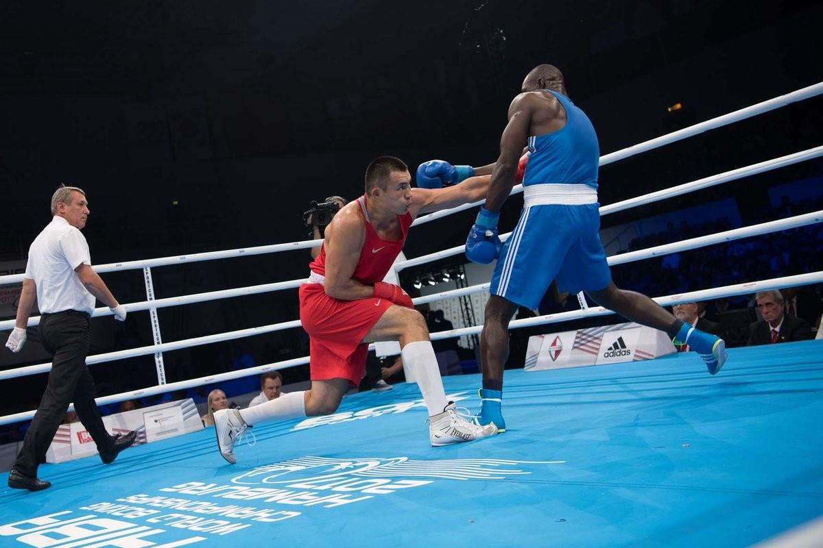 Tokyo 2020-bound boxer Kunkabayev announces new management agreement