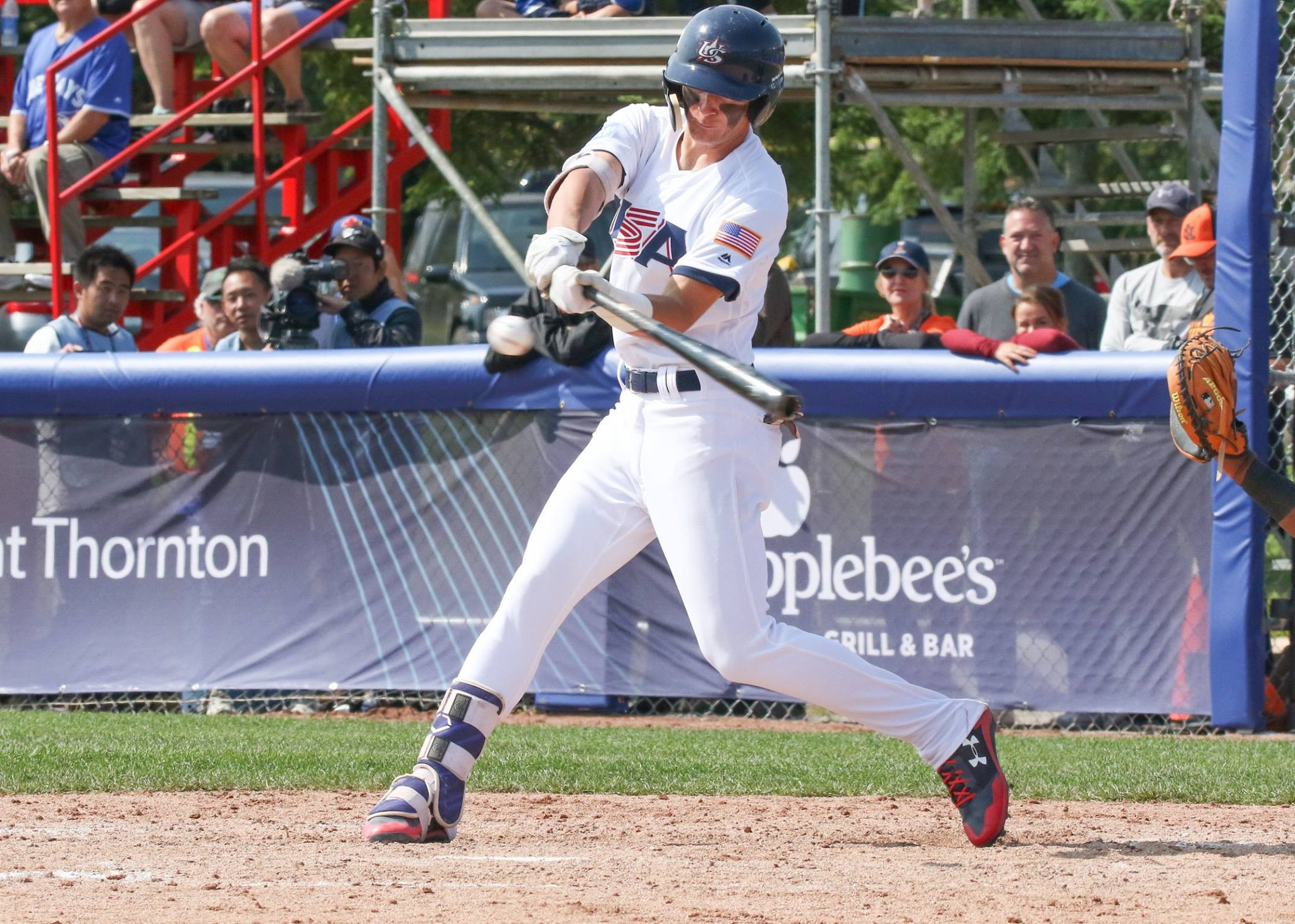 Defending champions United States begin WBSC Under-18 World Cup with big victory
