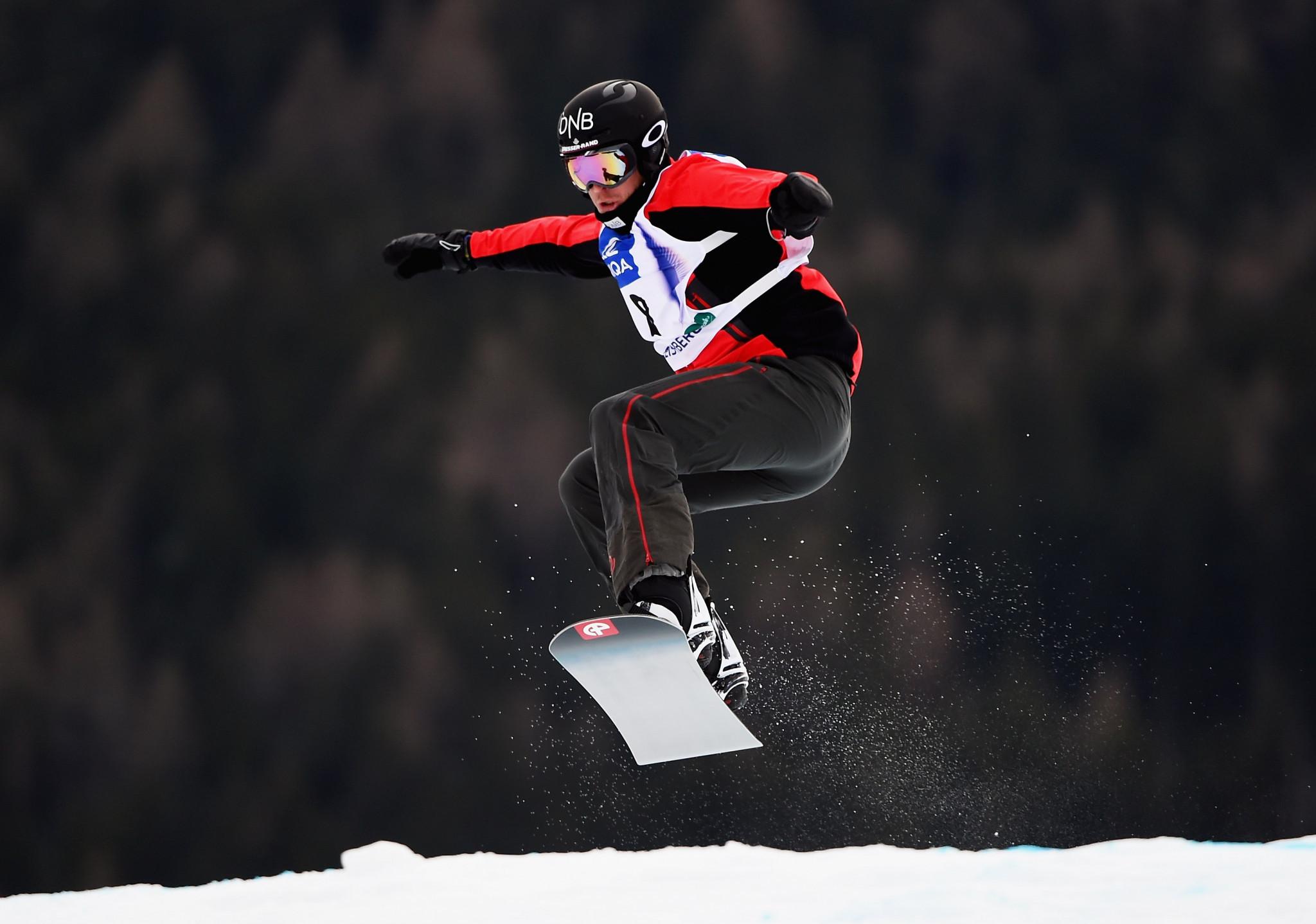 Snowboard cross athlete Sivertzen announces retirement