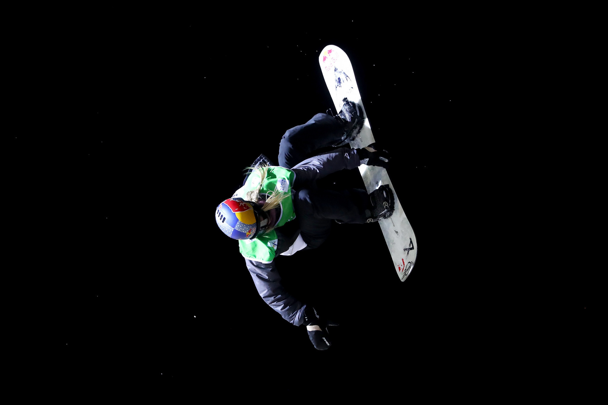 Anna Gasser is the big air world champion and World Cup winner ©Getty Images