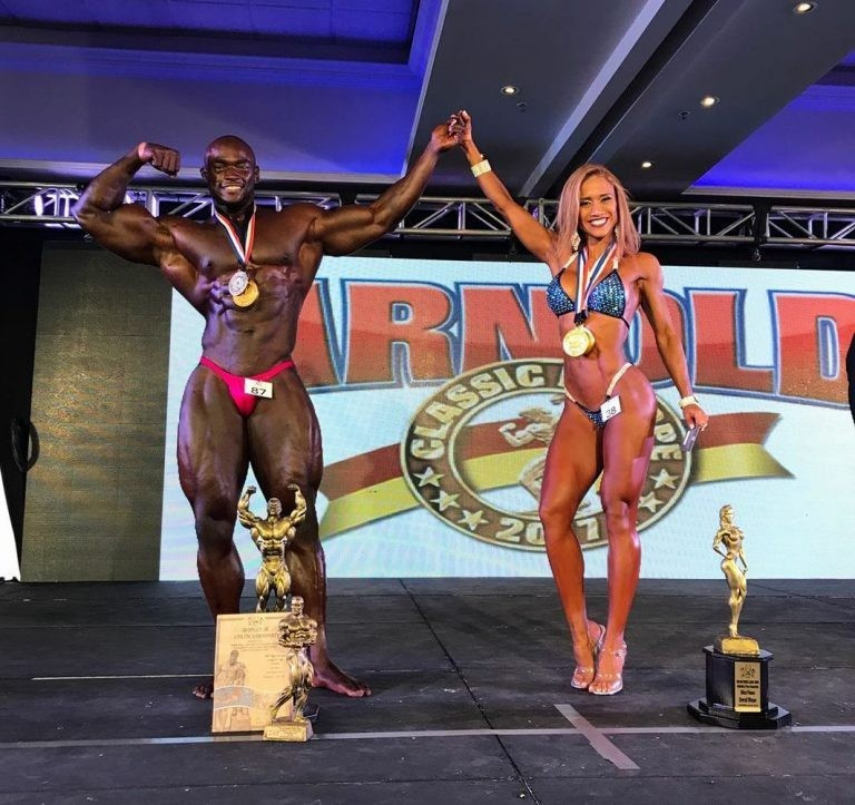 The first Ben Weider Legacy Cup of the season was held in Aruba last month ©IFBB