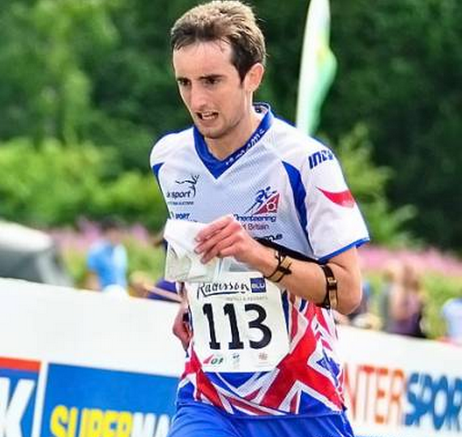 Great Britain's Hector Haines will be competing in his fifth World Championships