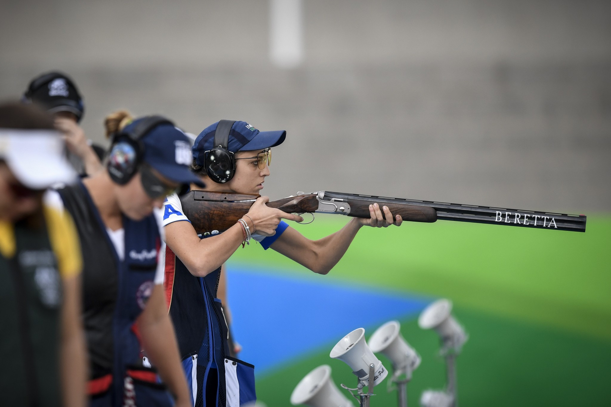 Former Olympic champion Rossi wins women's trap at ISSF Shotgun World Championships
