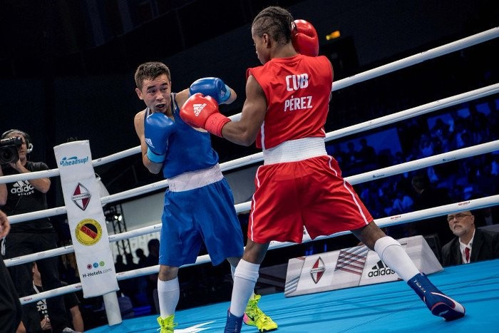 AIBA World Boxing Championships 2017: Final day of competition