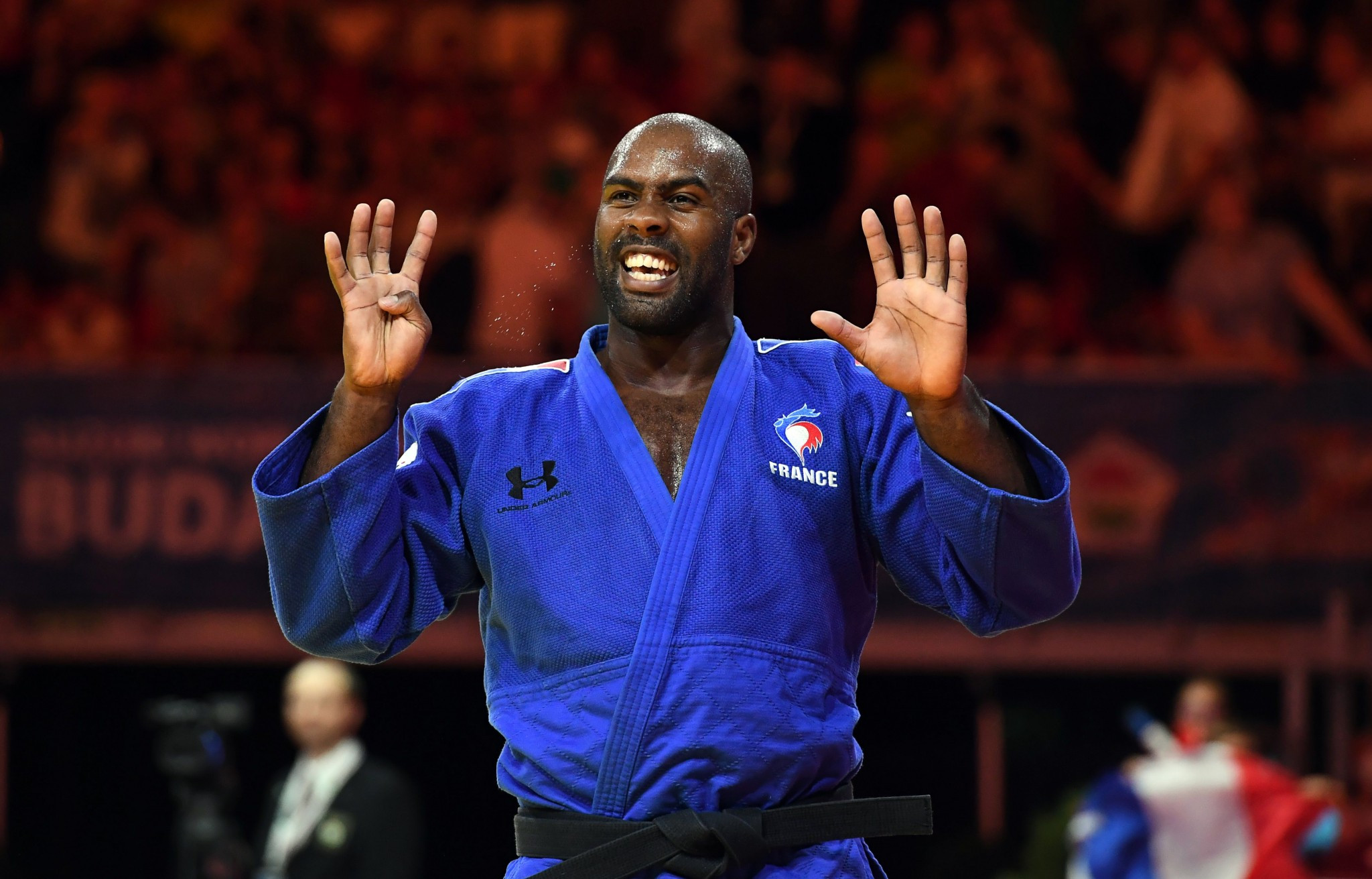 Individual competition concludes in style at IJF World Championships