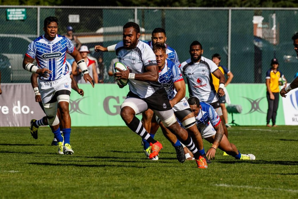 Fiji saw off a resilient comeback from Samoa to claim a thrilling 39-29 victory