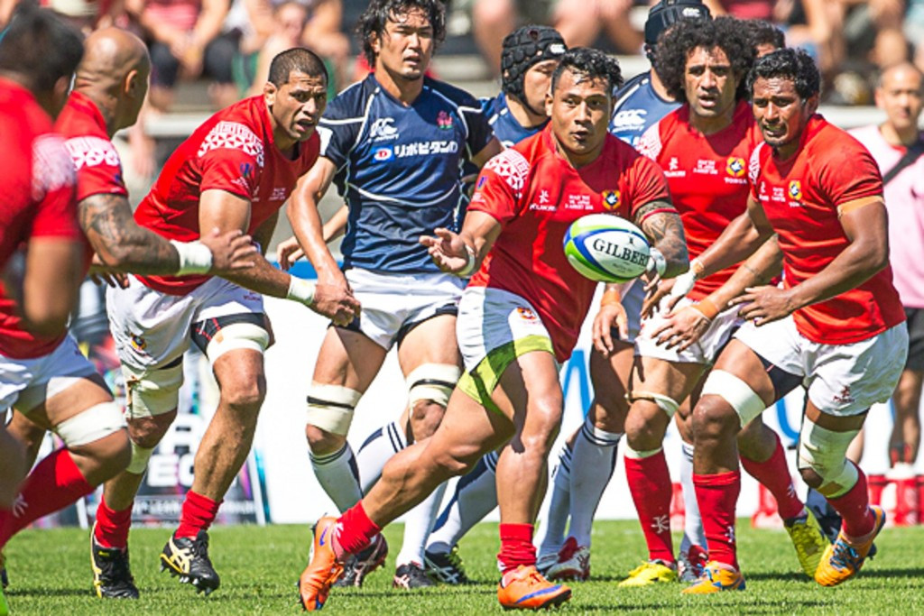 Tonga secured third place thanks to a hard-fought 31-20 victory over Japan