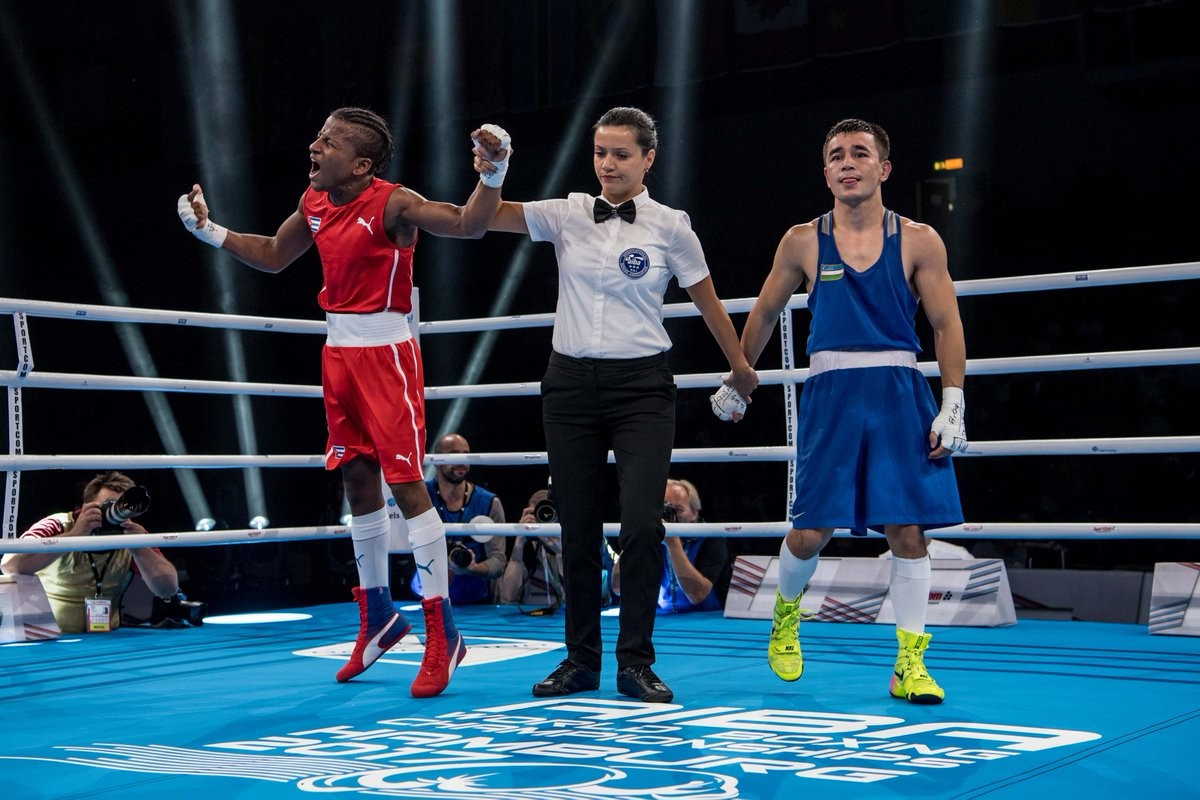 Cuba claim five golds to comfortably top medal standings at AIBA World Championships