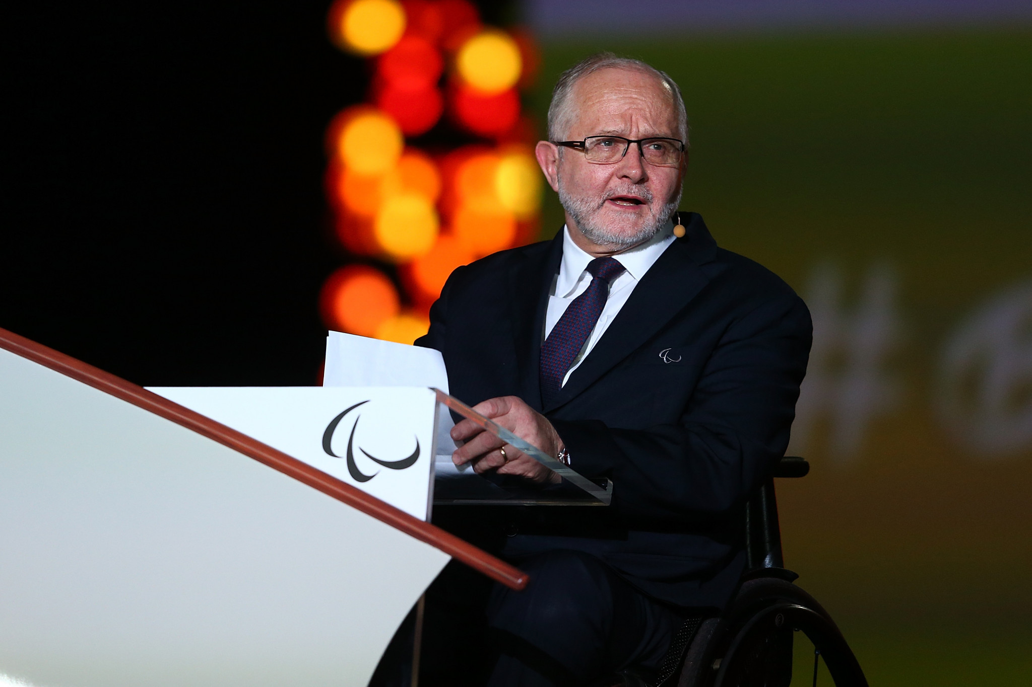 Sir Philip Craven has looked back at his years at the helm of the International Paralympic Committee. The new President will be elected at the Assembly in Abu Dhabi on September 8 ©Getty Images