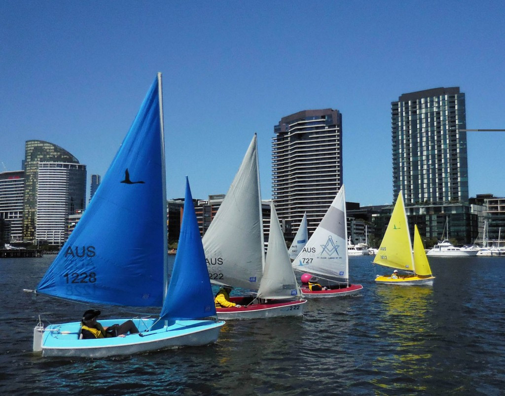 The Docklands Yacht Club in Melbourne will play host to the inaugural Inas International Sailing Championships in 2016