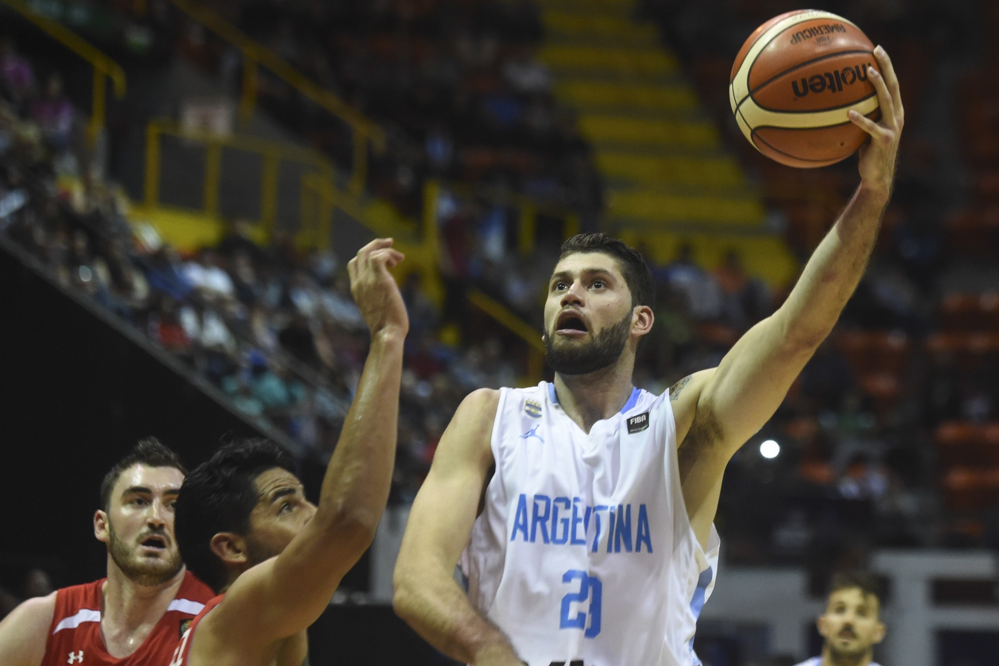 Argentina to meet United States in FIBA AmeriCup final