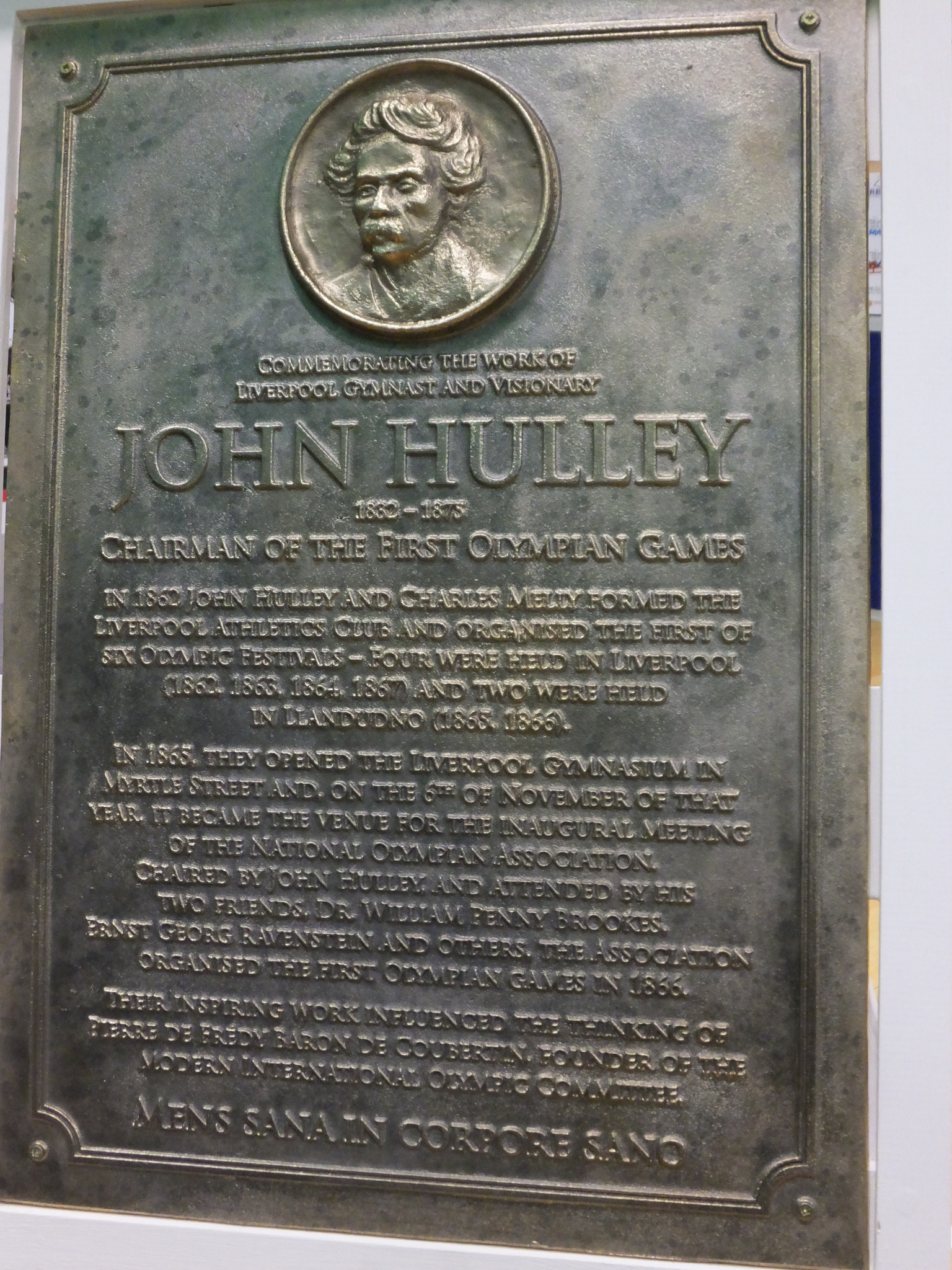 The grave of John Hulley in Toxteth, Liverpool  ©Ray Hulley