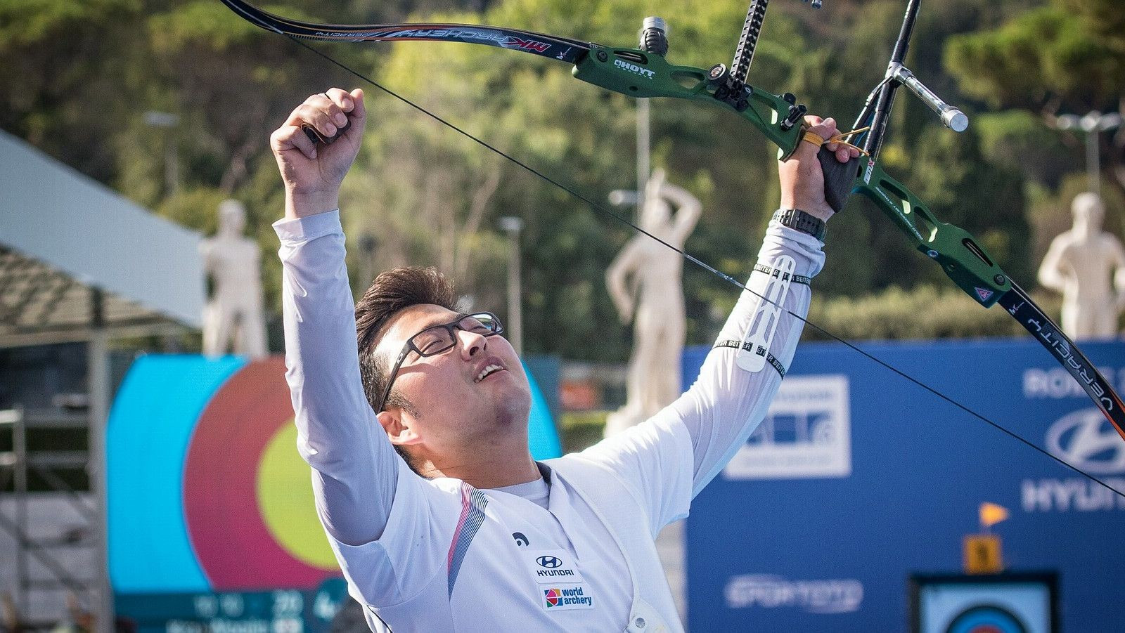 South Korea unbeatable in recurve events at Archery World Cup Final